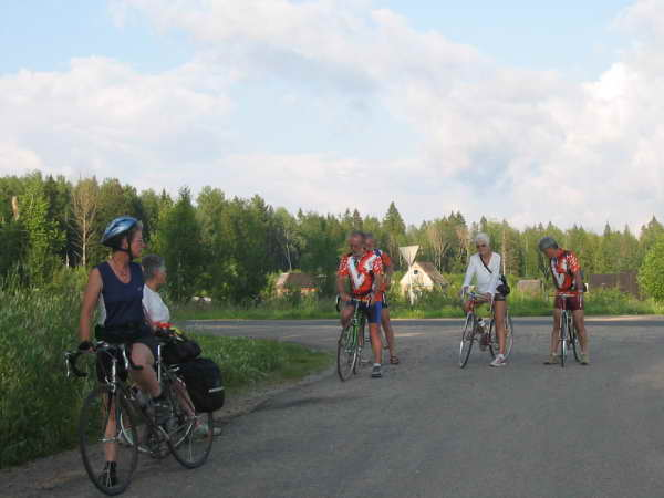bicycling russia
