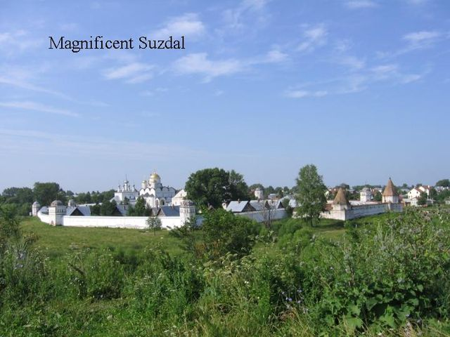 Magnificent Suzdal